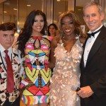 Mayra Joli and event guests