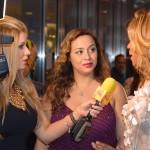 Mayra Joli interviewed by Arrebatados TV