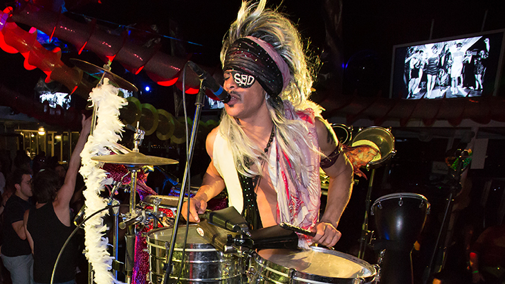 Romao & The Sound of Drums