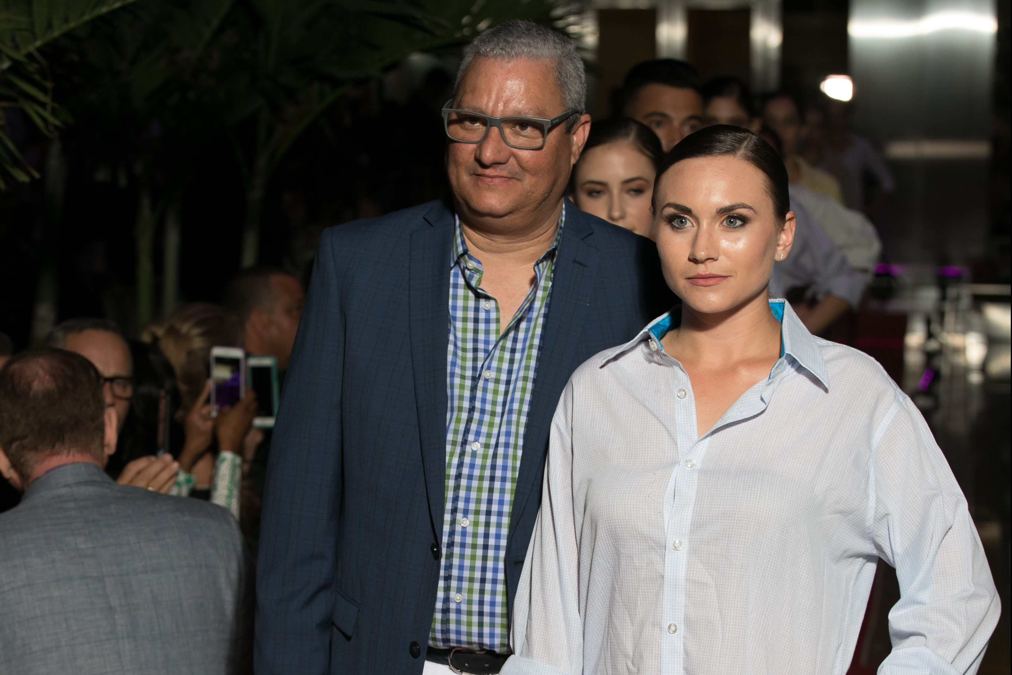 Fashion Designer Felix Suriel at Fashion Night on Brickell 2018